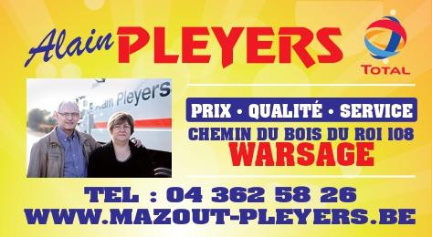 Mazout Pleyers